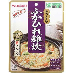 和光堂 食事は楽し ふっくらふかひれ雑炊 100g (区分3/舌でつぶせる)【13セット】