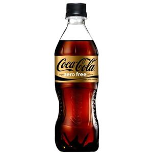 コカ・コーラ ゼロフリー 500ml×24本