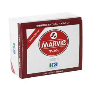 マービー つぶあん 20g×23包【5セット】