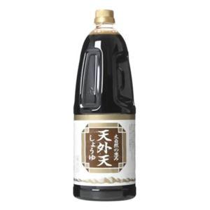 天外天 しょうゆ 濃口醤油 1.8L【2セット】