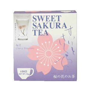 スイートサクラティー 桜花 6袋 【5セット】