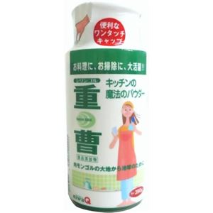 niwaQ キッチンの魔法のパウダー 天外天シリンゴル重曹 ボトル390g【5セット】