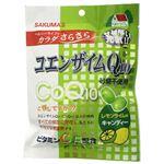 砂糖不使用 コエンザイムQ10キャンディ レモンライム味 【21セット】の詳細ページへ