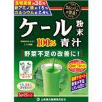 ケール粉末100%青汁 3g*22パック 【3セット】