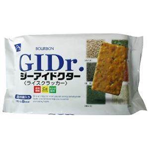 GIDr.ライスクラッカー 18枚(3枚×6袋)×6袋セット【4セット】