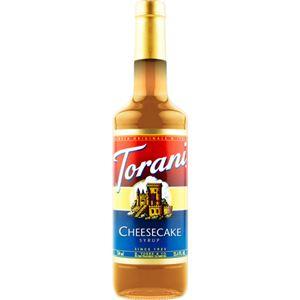 トラーニ フレーバーシロップ チーズケーキ 750ml 【2セット】