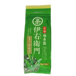 伊右衛門 抹茶入り玄米茶 200g 【10セット】