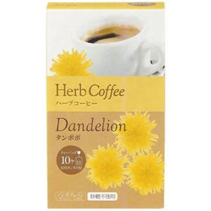 生活の木 Herb coffee タンポポ ティーバッグ 3g×10【2セット】