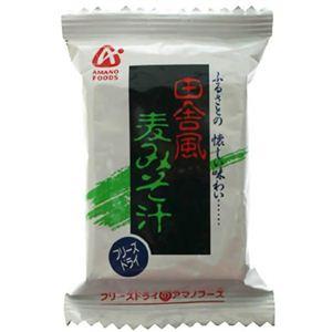 田舎風麦みそ汁 10g【23セット】