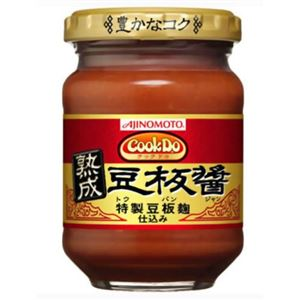 Cook Do 熟成豆板醤 100g【8セット】