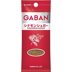 ギャバン シナモン シュガー 袋 25g 【28セット】