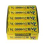 ノーベル VC-3000のど飴 10本 箱入り 【4セット】の詳細ページへ