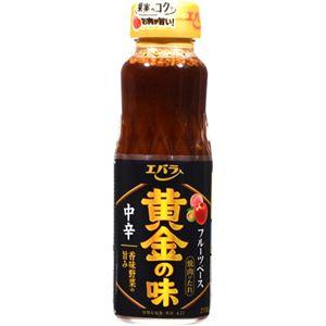 エバラ 焼肉のたれ 黄金の味 中辛 210g【11セット】