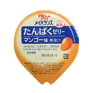 メイバランス たんぱくゼリーマンゴー味 58g×24個入【2セット】