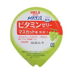 メイバランス ビタミンゼリーマスカット味 58g×24個入【2セット】