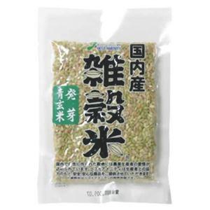 国内産雑穀米 発芽青玄米 70g 【10セット】