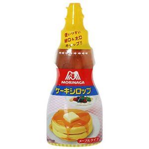 森永 ケーキシロップ メープルタイプ 200g 【12セット】