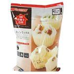 お菓子百科 蒸しパンミックス 1kg 【4セット】