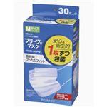 アイリスオーヤマ プリーツマスク Mサイズ NMK-30PM 30枚入 【4セット】