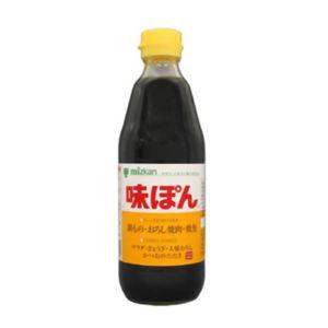 ミツカン 味ぽん 600ml 【11セット】
