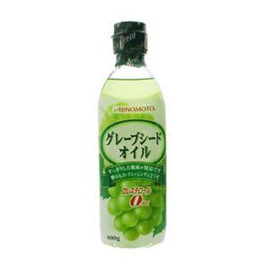味の素 グレープシードオイル 400g 【4セット】