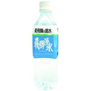 【ケース販売】飛騨湧水 500ml×24本