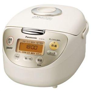 パナソニック 電子ジャー炊飯器(5.5合) SR-NF101-C