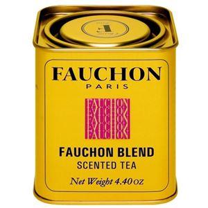 フォション 紅茶フォションブレンド(缶入り)125g