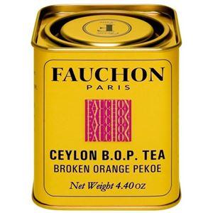 フォション 紅茶セイロン(缶入り)125g