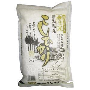 無洗米 新潟県産こしひかり 5kg