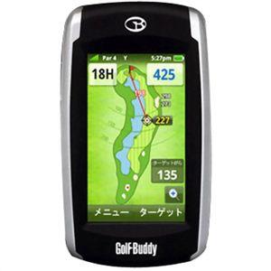 Golf Buddy(ゴルフ バディ) ゴルフGPS探知機 ワールドプラチナ