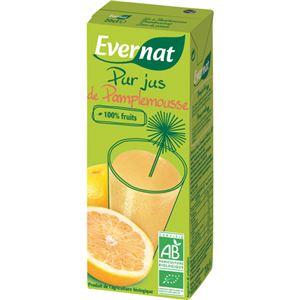 エバーナット 100%グレープフルーツジュース 200ml×24本