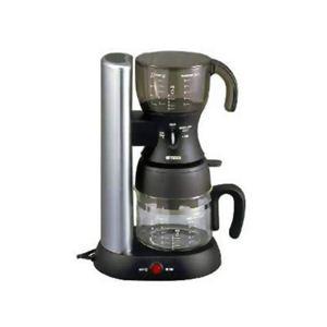 タイガー コーヒーメーカー(水出しコーヒー機能付き) クロムシルバー ACO-A060/SJ
