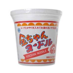 【ケース販売】金ちゃんヌードル 85g×12個