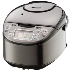 三菱 IHジャー炊飯器(5.5合炊き) NJ-KE10-S