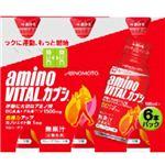アミノバイタル カプシ缶 グレープフルーツ味 100ml6本