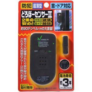 どろぼーセンサーII N-1160 ダークグレー