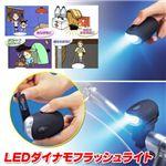 ¥1.980  LEDダイナモフラッシュライト