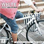 700C クロスバイク 6段変速 adjustable stem付 TRAILER(トレイラー) ホワイト