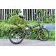 20インチ折畳自転車 ツヤ消しカラー グローイングフラット リミテッド 写真4