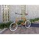 KIKI 20インチ スリムサイクル パールオレンジ 写真4