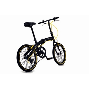 ... 自転車 アルミ折り畳み自転車