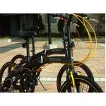 WACHSEN(ヴァクセン) 20インチアルミ折畳自転車