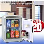 アピックス ポータブル保冷温庫 ACW-620 ゴールド
