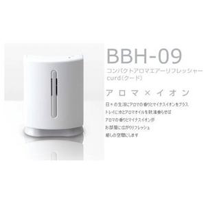 Rectro_コンパクトアロマエアーリフレッシャー curd(クード) BBH-09