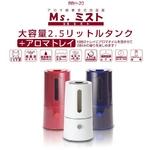 超アロマ超音波式加湿器 Ms.ミスト BBH-20