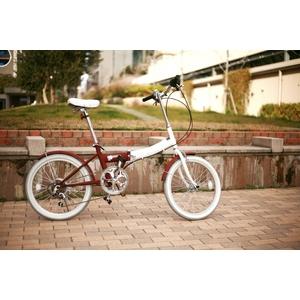 折り畳み自転車 BGC-106-BR