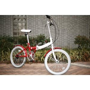 折り畳み自転車 BGC-106-RD