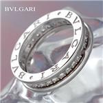 BVLGARI B-ZERO1 ダイヤリング ホワイトゴールド #57
