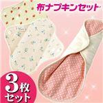 布ナプキン Be*cloth 昼用(3枚セット)